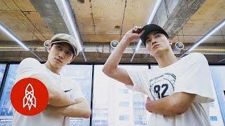 Korea's B-Boy Brothers