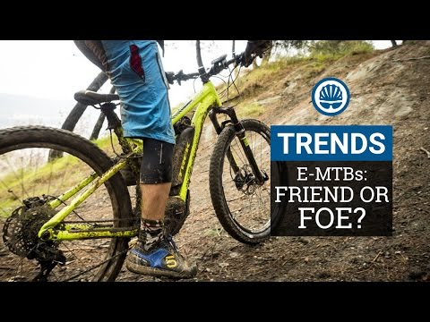 We Need To Talk About e-MTB…