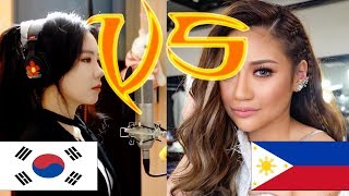 JFla VS Morissette Amon Sings Bohemian Rhapsody | Who Sang It Better?
