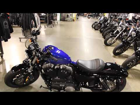 2017 Harley-Davidson Forty-Eight® in New London, Connecticut - Video 1