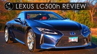 Quick Review | Lexus LC500h | Technophilia