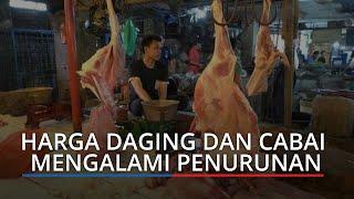 Harga Kebutuhan Pokok di Padang Hari Ini Kamis, Harga Cabai, Daging Mengalami Penurunan