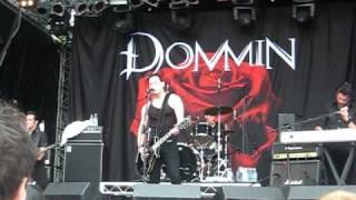 DOMMIN - Without End (Sydney Soundwave 2011)