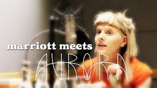 Marriott Meets AURORA || Queendom & NEW ALBUM