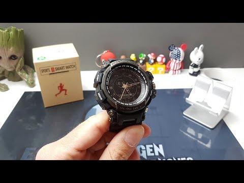 Smart Watch LOKMAT MK28 seulement 18 euro