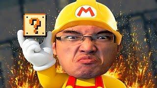 J'AI PRESQUE RAGÉ ! | Super Mario Maker