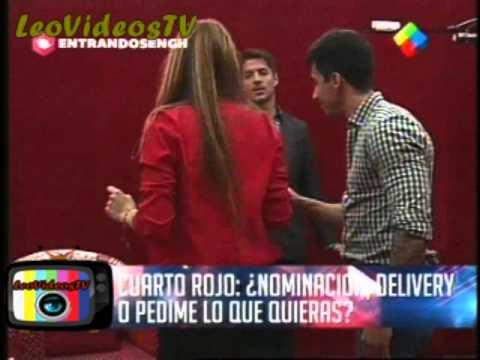 El cuarto rojo mando a placa directa a Francisco Delgado GH 2015 TE QUERES MATAR !!! #GH2015 #GranHermano