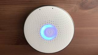 Airthings Wave Radon Gas Detector blogger review
