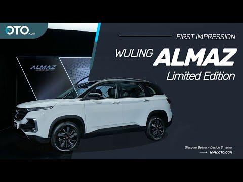Wuling Almaz Limited Edition | Pintu Bagasinya Elektrik