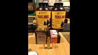 Barnes Bullets Match Burners Hodgdon Trail Boss Powder for Subsonic Loads by Nito Mortera