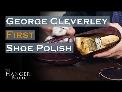 First Shoe Polish: George Cleverley Baron de Redé Loafers