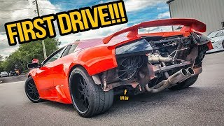 I Drove My Fast & Furious Lamborghini For The FIRST TIME And Found PROBLEMS...