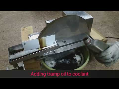 Oil Skimmers Disc Type