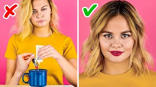 EASY HACKS TO SPEED UP YOUR BEAUTY ROUTINE || Girly Secrets by 123 GO! GOLD