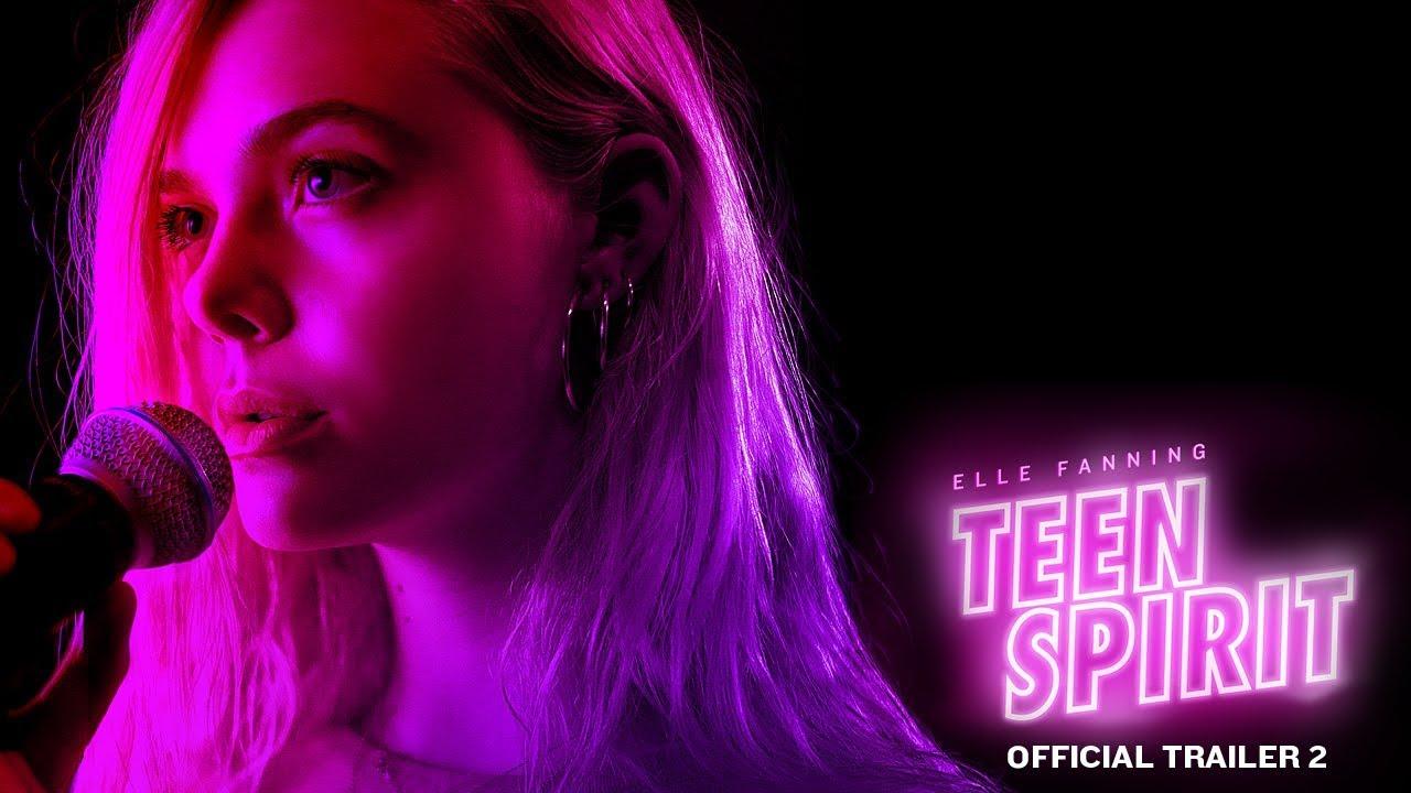 Trailer för Teen Spirit