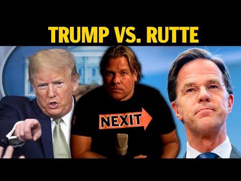 Trump versus Rutte : Jensen
