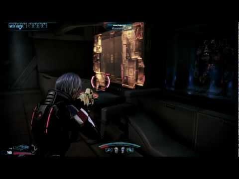 Видео Яги в демо-версии Mass Effect 3