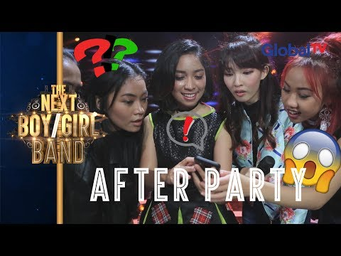 Ini Dia Prediksi WILDCARD (SPOILER ALERT) | #8 AFTER PARTY | The Next Boy/Girl Band GlobalTV