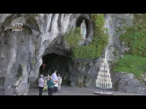 Chapelet du 14 novembre 2020 à Lourdes