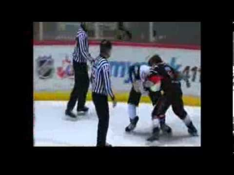 Brayden Point vs. Graham Black