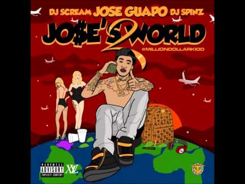 "Jose Guapo - ""Sittin On It"" Feat Young Thug & Pee Wee Longway (Jose's World 2)"