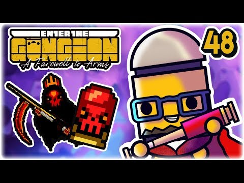 Reto of the Jammed | Part 48 | Let's Play: Enter the Gungeon: Farewell to Arms | PC Gameplay