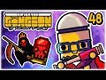 Reto of the Jammed Part 48 Let 39 s Play Enter the Gungeon Farewell to Arms PC Gameplay