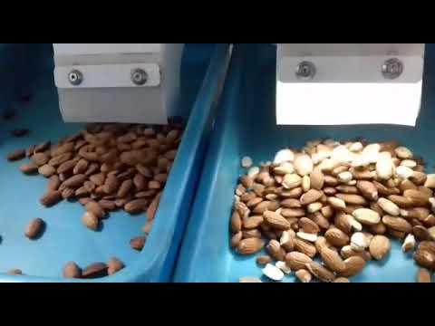 Genn Make Gx- Series Almond Sorting Machine