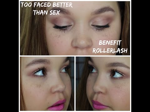 Too Faced Better Than Sex VS Benefit RollerLash
