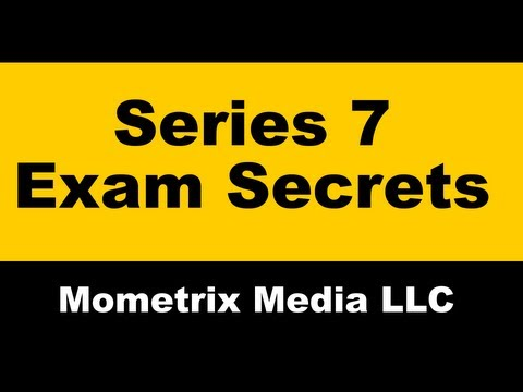 Series 7 Test Help Stop-Limit Order - YouTube