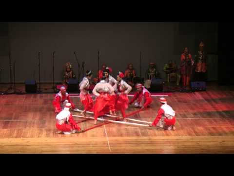 Indonesian Folk Dance: Gaba - Gaba