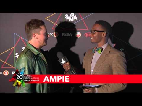 SAMA20 Nominee Announcement Celebration – Interview with Ampie