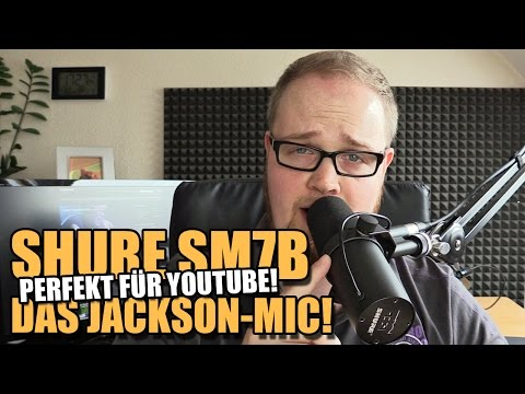 Shure SM7B (Studio)
