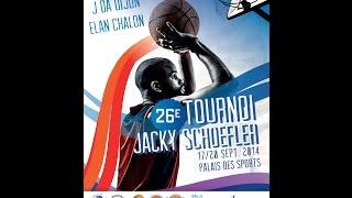 preview picture of video 'Finale du 26ème challenge J.Schoeffler à Alfortville - Elan Chalon vs JDA Dijon - 16h'