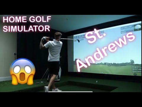 10 Best Golf Simulators February, 2019
