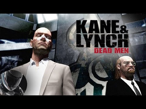 Kane & Lynch: Dead Men -Моего 2007го там не было!