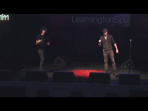 This is the ball that makes beats | Odd Studios | TEDxLeamingtonSpa