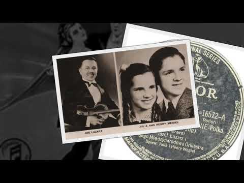 Polish 78rpm recordings, 1941. VICTOR V-16572: Przy Rozbitem Dzbanie  / Pastuch