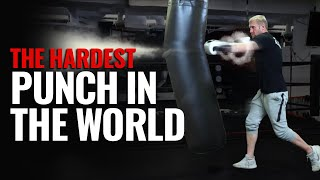 How to PUNCH HARD With Maximum Power!!