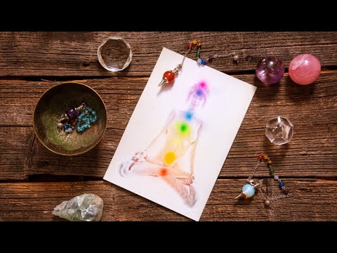 Introduction to the Group Chakra Healing Practitioner Diploma Course