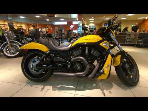 2011 Harley-Davidson VROD VRSCDX Night Rod Special