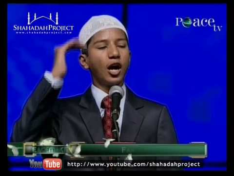 HQ: Peace Makers 2010 - Fariq Naik - Misconceptions about Islam [Part 4/9]