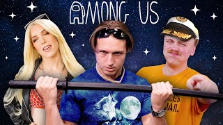 Among Us, but in character by Smosh Games