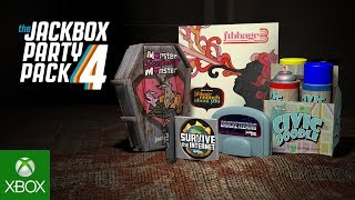 Picture of a game: Jackbox Party Pack