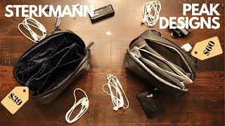 Sterkmann Vs Peak Design Tech Pouch: The Perfect Budget Clone?