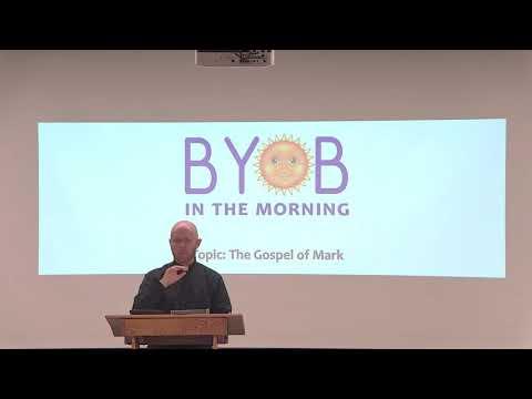 Gospel of Mark - Episode 9