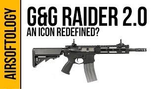 G&G Raider 2.0 - Big Upgrade, Small Price-Tag | Airsoftology Review