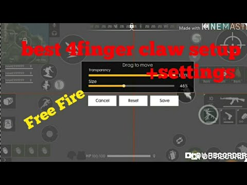 Download Garena Free Fire Latest Best Setting Of Pro Players Get B