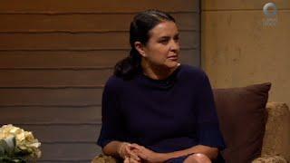 Conversando con Cristina Pacheco - Dra. Cristina Rodríguez