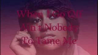 Jazmine Sullivan- 10 Seconds (With Lyrics)